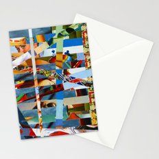 Michael (stripes 9) Stationery Cards