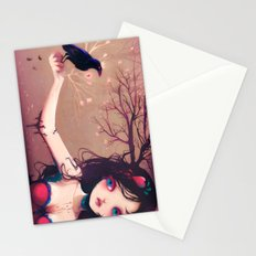 Le protocole amoureux. Stationery Cards