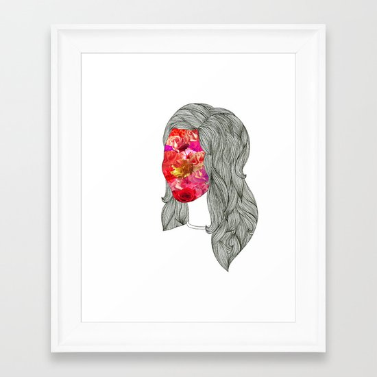 Anthea Framed Art Print