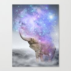 Don't Be Afraid To Dream… Canvas Print