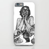 iPhone & iPod Case featuring Vogue by VitaliGisko
