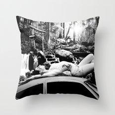 Rashomon Throw Pillow