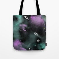 Deeep Space Tote Bag