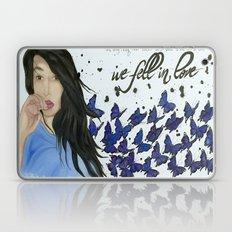 We Fell in Love  Laptop & iPad Skin