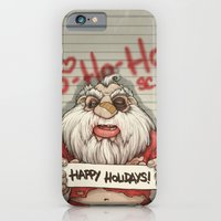 Busted Xmas iPhone 6 Slim Case