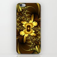 No More Fear iPhone & iPod Skin