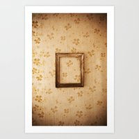 Picture Frame II Art Print