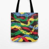 Plastic Dawn Tote Bag