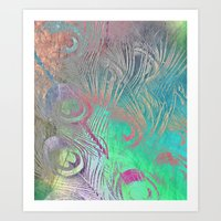 Indian Summer #2 Art Print