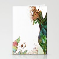 Melancholia Stationery Cards