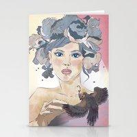 Never a bride Stationery Cards