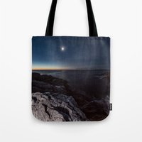 Seven Different Worlds Tote Bag