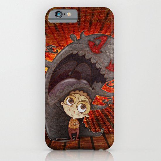 Fear iPhone & iPod Case