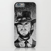 iPhone & iPod Case featuring Blondie portrait #2 by Nicolas Jolly