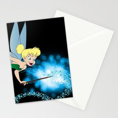 Classic Tinkerbell Stationery Cards