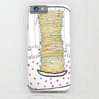 Pancakes iPhone 6 Slim Case