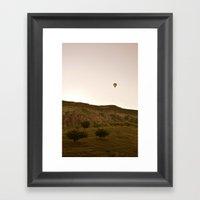 Eastward Bound Framed Art Print