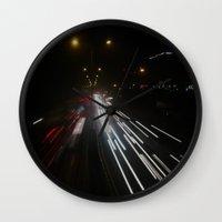 Fast Life Wall Clock
