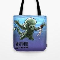 Nirvana : nevermind Tote Bag