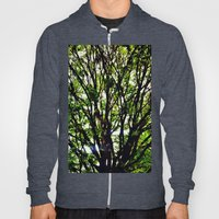 Leaves And Branches 3 Hoody