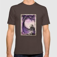 Midsummer Night's Dream Mens Fitted Tee Brown SMALL