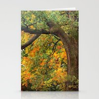 Autumn Warmth Stationery Cards