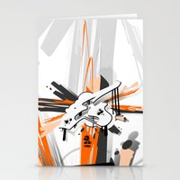 3D GRAFFITI - EX Stationery Cards