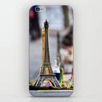 Towers iPhone & iPod Skin