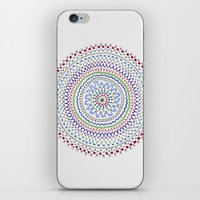 Mandala Smile B iPhone & iPod Skin