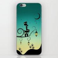 Good Night Little One. iPhone & iPod Skin