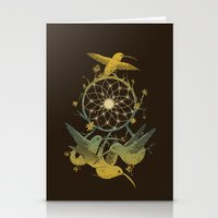 Dreamcatching Stationery Cards