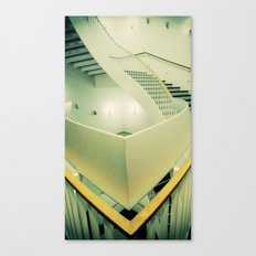 Staircase peak Canvas Print