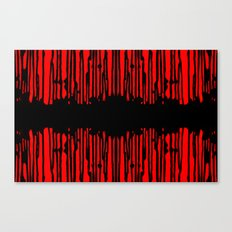 Partial Abstract V2 Canvas Print