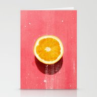 Fruit 5 Stationery Cards