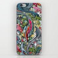 grigri iPhone & iPod Skin