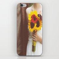 Man & Wife iPhone & iPod Skin