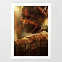 Ethiopia 13 Art Print