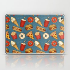 Fast Food Laptop & iPad Skin