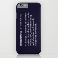 iPhone & iPod Case featuring Halucinated Defined by Halucinated Design