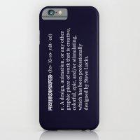 Halucinated Defined iPhone 6 Slim Case