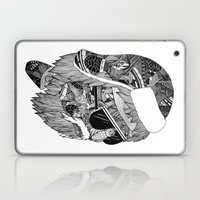 Lumberjack Laptop & iPad Skin