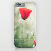 iPhone & iPod Case featuring JOY by Nicole Rae