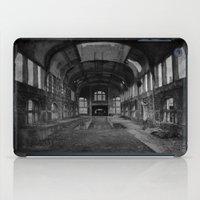 Abandoned mine iPad Case