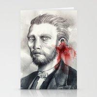 Vincent Stationery Cards