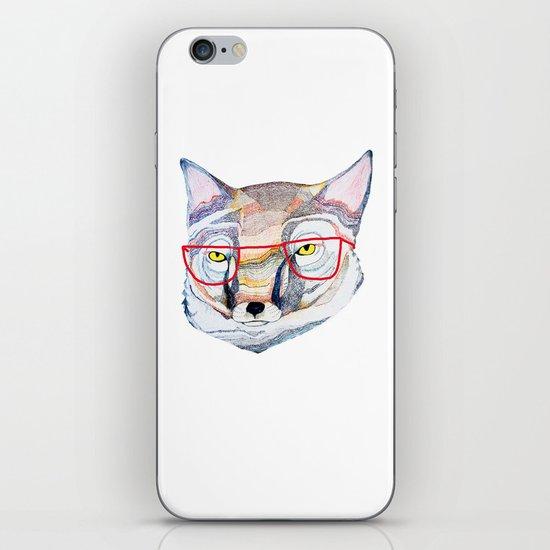 Mr Fox iPhone & iPod Skin