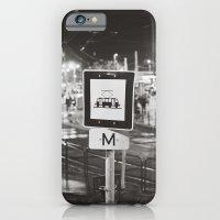 bus stop iPhone 6 Slim Case
