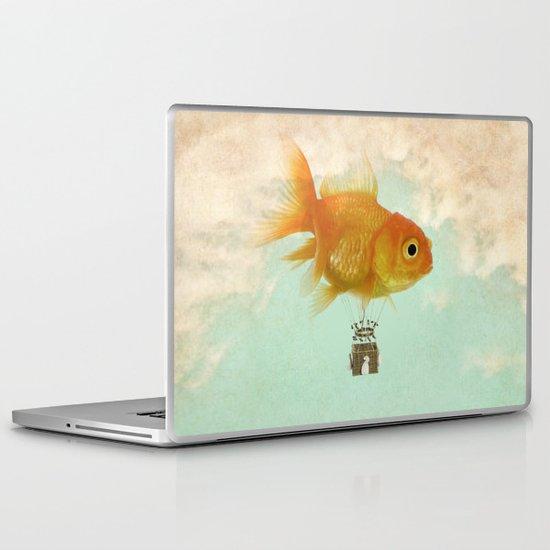 balloon fish 03 Laptop & iPad Skin