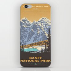 Banff National Park iPhone & iPod Skin