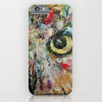 Mystic Owl iPhone 6 Slim Case
