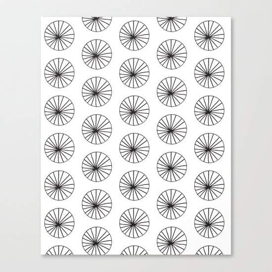 Drawing Smooth Lines Canvas : Omge circle black and white minimal abstract lines